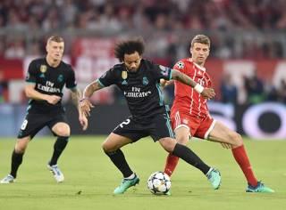 Лига чемпионов: «Бавария» и «Реал» вспомнили прошлое