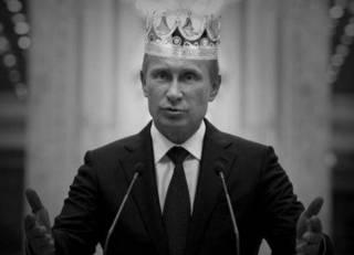 Патриотизм – последнее прибежище Путина