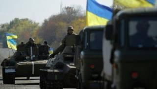 На Донбассе официально закончилась АТО и началась ООС