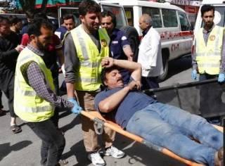 В Кабуле смертники совершили сразу два теракта. Среди погибших есть и журналисты