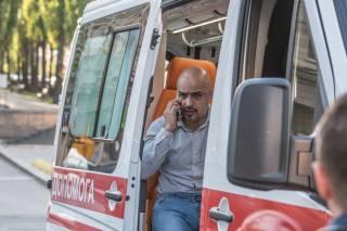 В центре Киева кавказцы жестоко избили Мустафу Найема