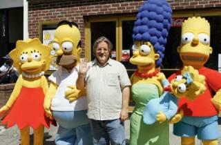 Рекорд «Симпсонов»: Мэтт Грейнинг помнит (почти) все 636 эпизодов мультика