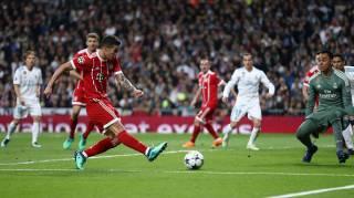 Лига чемпионов: триллер в Мадриде определил первого финалиста