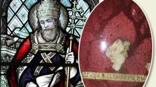 Британские мусорщики случайно обнаружили мощи предположительно первого небесного покровителя Киева