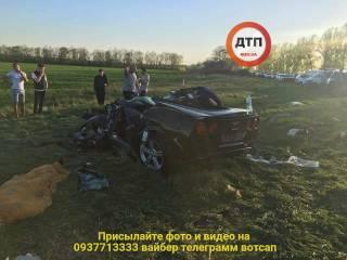 Под Харьковом пьяный профессор с корочкой силовика устроил смертельное ДТП. Погиб гонщик Amigos