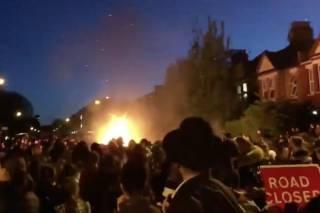 В Лондоне прогремел взрыв. Пострадали десятки человек