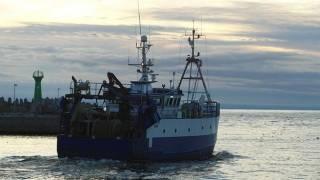 В Черном море российские пограничники задержали украинское рыболовецкое судно