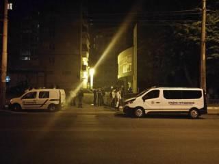 В Киеве на Куреневке прогремел взрыв