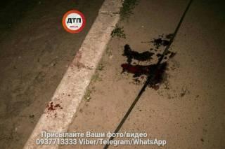 На Петропавловской Борщаговке прогремел взрыв