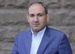 Союз армян Украины поздравил новоизбранного премьер-министра Армении Никола Пашиняна