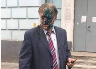 В Киеве радикалы напали на главу «Россотрудничества» по случаю «девятомая»