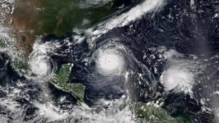 Ученые выяснили, какая аномалия больше всего влияет на появление сверхмощных ураганов