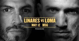 «Интер» покажет в прямом эфире бой Ломаченко и Линареса