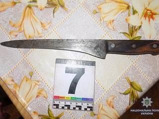 В День Победы на Житомирщине мужчина зарезал сына-«атошника»