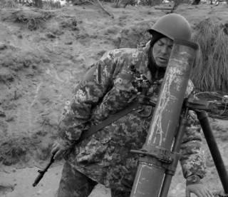 Минометный шквал на Донбассе