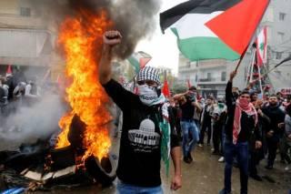 Жертвами открытия посольства США в Иерусалиме уже стали 37 палестинцев
