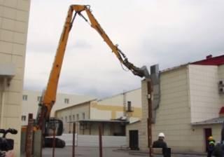 В Кемерово сносят сгоревший ТРЦ «Зимняя вишня» – на его месте разобьют сквер