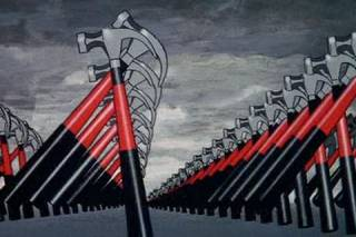 В современной Украине «гомо советикус» продолжает вколачивать идеологические гвозди