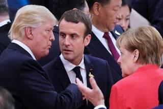 Трамп вышел сам и вывел из себя Европу