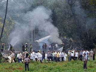 В крушении кубинского Boeing 737 нашли выживших пассажиров