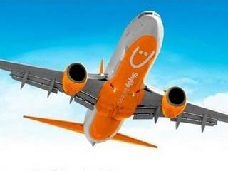 Украинская бюджетная авиакомпания SkyUp запустила первый рейс в Анталию