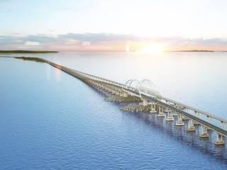 Ирония истории и геополитика Крымского моста