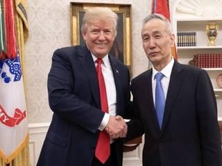 Торговой войны между США и КНР не будет