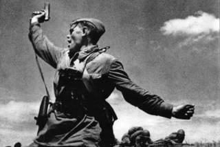 Вы тоже пишете, что никакой Великой Отечественной Войны не было?