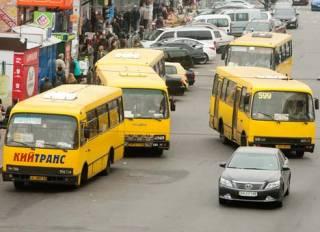 Маршрутки пообещали убрать с дорог Киева. Депутаты разработали программу до 2024 года