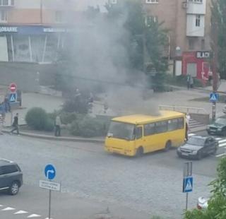 В Донецке прогремел взрыв в маршрутке