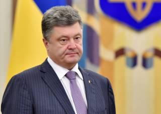 Порошенко ввел санкции против российских телеканалов, WebMoney и итальянских политиков