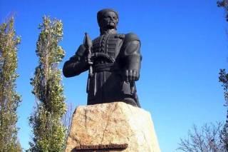 Памятник Колиивщине увековечит наше умение наступать на грабли