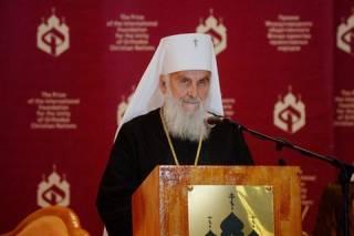 Сербский Патриарх назвал Порошенко врагом «славянских народов всего православного мира»