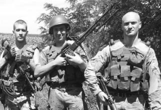 Спецназ на Донбассе