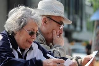 Украинские пенсии могут быть такими, как в ЕС