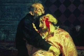 Появились подробности покушения на «убийство Иваном Грозным» в Третьяковке