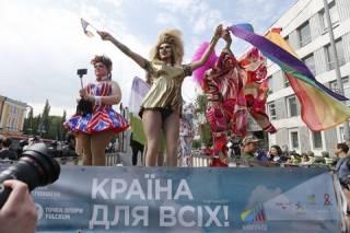 Порошенко призвал к толерантности в отношении к гей-пропаганде