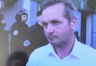 Разъяренные фанаты «Черноморца» избили главного тренера после вылета команды в первую лигу