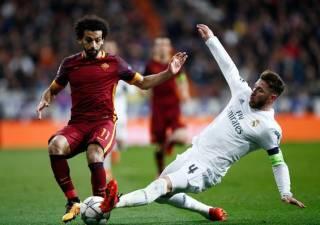 Иск на миллиард: на капитана «Реала» подали в суд за нанесенную травму египетской звезде