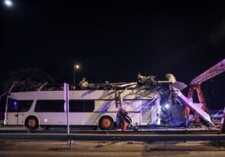 Украинский автобус попал в ДТП в Венгрии – пострадали десятки туристов