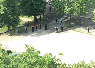 Двое полицейских и случайный прохожий стали жертвами стрельбы посреди бельгийского города