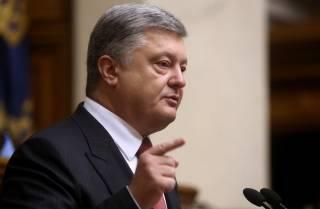 Порошенко объявил «десятилетку» украинского языка. Нацменьшинства тоже обещают защищать