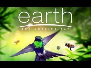 В прокат выходит фильм «Земля: Один потрясающий день», озвученный Фоззи