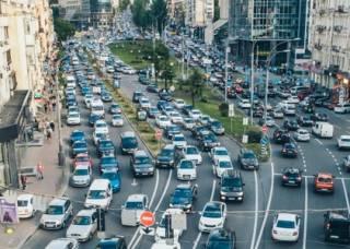 В Киеве уже нечем дышать. В мэрии говорят о загрязнении воздуха