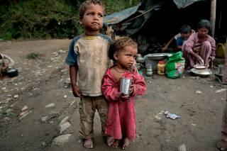 Более половины детей в мире прозябают от нищеты и дискриминации, – правозащитники