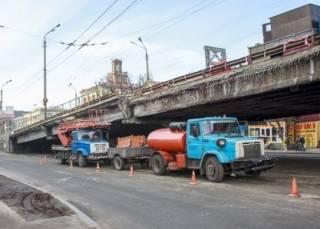 Реконструкцию Шулявского моста отложили из-за петиции киевлян