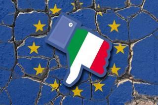 Не нравится ЕС? Чемодан-вокзал-Рим!