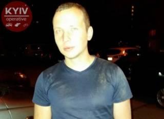 В Харькове пьяным за рулем попался брат Зайцевой. Одного резонансного ДТП мало?