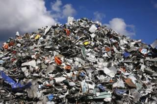Дрогобыч утопает в мусоре. Люди жалуются, что им нечем дышать