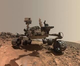 На Марсе нашли новые признаки жизни